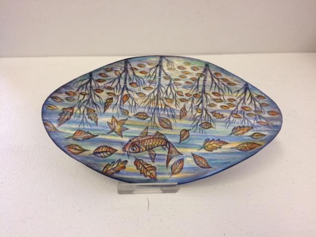 Fish dish by Julie Sutton