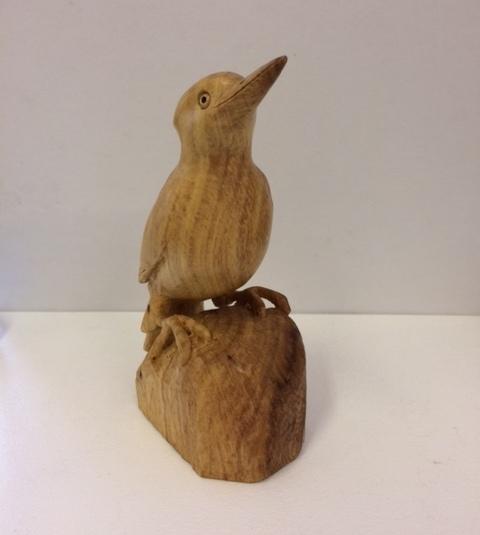 Woodpecker by John Button