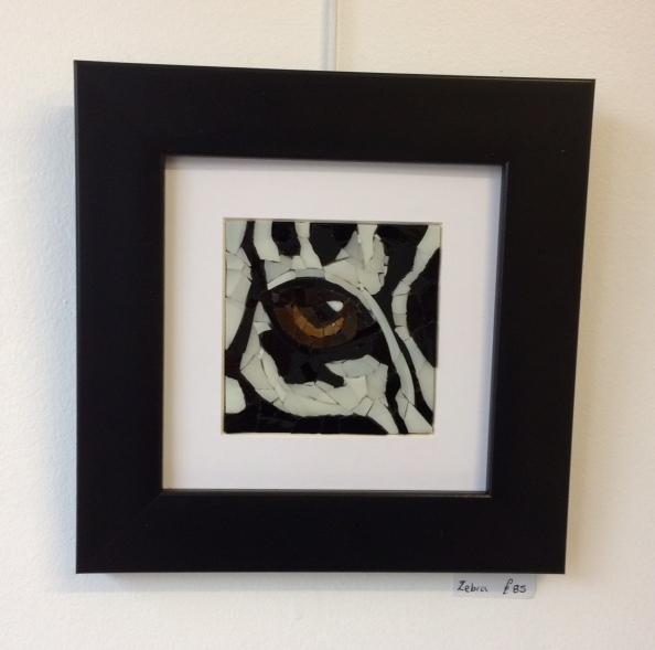 Zebra by Yvette Green