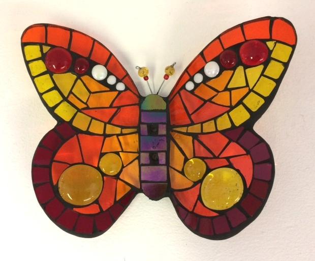 Butterfly by Yvette Green